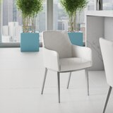 Dionara Leather Guest Chair by Upper Square™