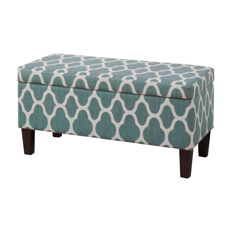 Chasy Upholstered Storage Ottoman