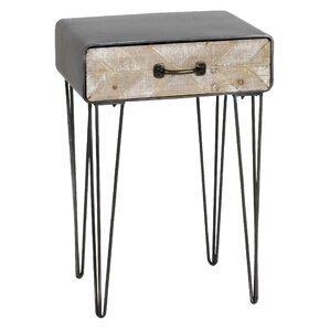 Drumright End Table with Drawer by Trent Austin Design