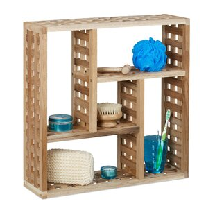 Bailes Wooden Wall Shelf By Brambly Cottage