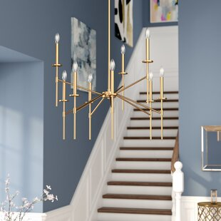 Diamanta 9-Light Chandelie..