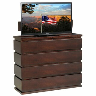 Prism TV Stand for TVs up to 55 inches by TVLIFTCABINET, Inc SKU:CA437996 Check Price