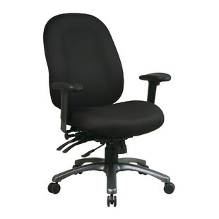 Office Star Products Pro-Line II Series High-Back Desk Chair