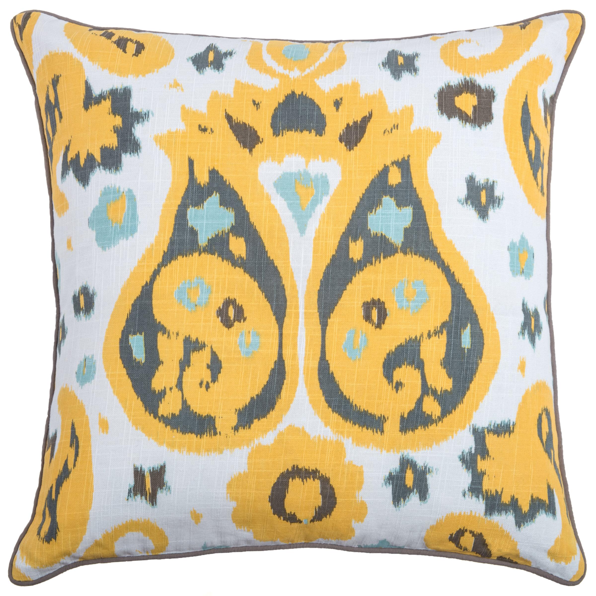 Wildon Home Chasa Dee Cotton Throw Pillow Wayfair