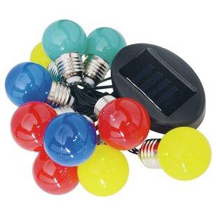 220cm LED Light Bulb String Light (Set Of 2) Image