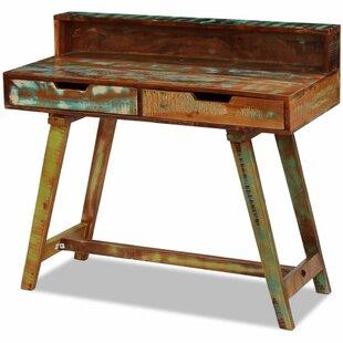 Desk by Williston Forge Wonderful