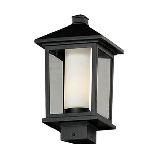 Andover Mills Olive Outdoor 1-Light Lantern Head