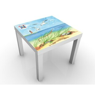 Taren Little Pipefish Seagulls Children's Table By Zoomie Kids