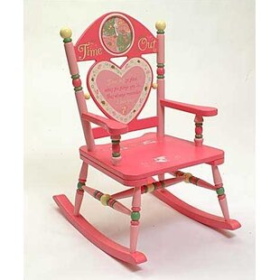 Wildkin Time Out Rocking Chair by Olive Kids