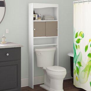 64.3 X 177cm Bathroom Shelf By Mercury Row