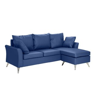 Orren Ellis Zariyah Reversible Sectional