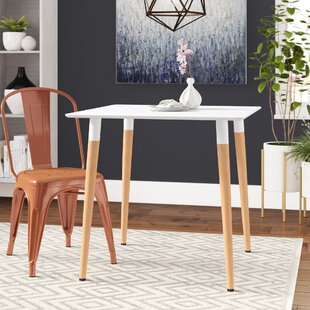 Silverman Dining Table by Wrought Studio Today Sale Only