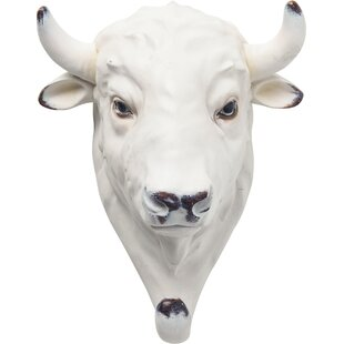Cow Wall Mounted Coat Rack By KARE Design
