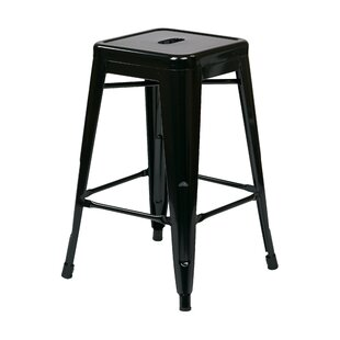 Blaney 24 Bar Stool (Set of 4) Brayden Studio