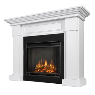 Hillcrest Electric Fireplace b..