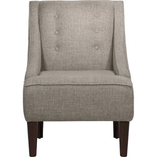 Kirsten Tufted Side Chair by Skyline Furniture