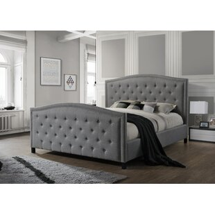 Camden Upholstered Panel Bed