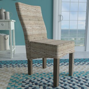 Calypso Dining Chair (Set Of 2) by Beachcrest Home New