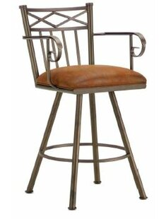 Alexander 30 Swivel Bar Stool Iron Mountain