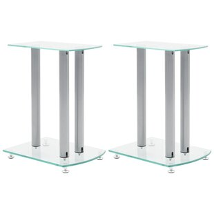 Center Channel Speaker Stand (Set Of 2) By Ebern Designs