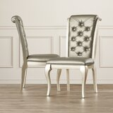 Routh Upholstered Side Chair (Set of 2) by House of Hampton®