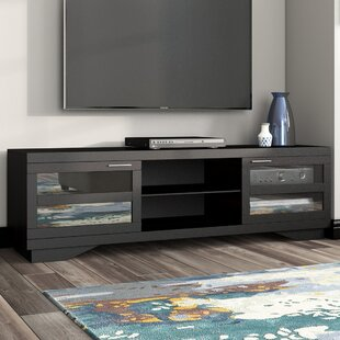 Check Prices Lazy Acres TV Stand for TVs up to 65 by Millwood Pines Reviews (2019) & Buyer's Guide