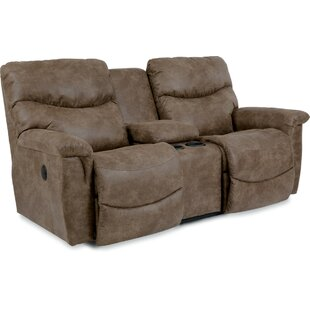 James Reclining Sofa La-Z-Boy