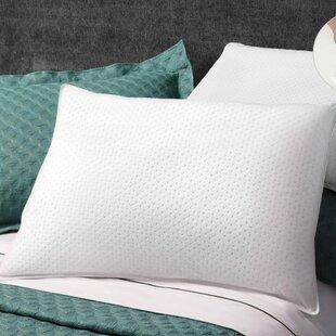 Luxor Linens Giovanni Memory Foam Standard Pillow