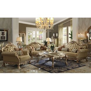 Astoria Grand Welliver Configurable Living Room Set
