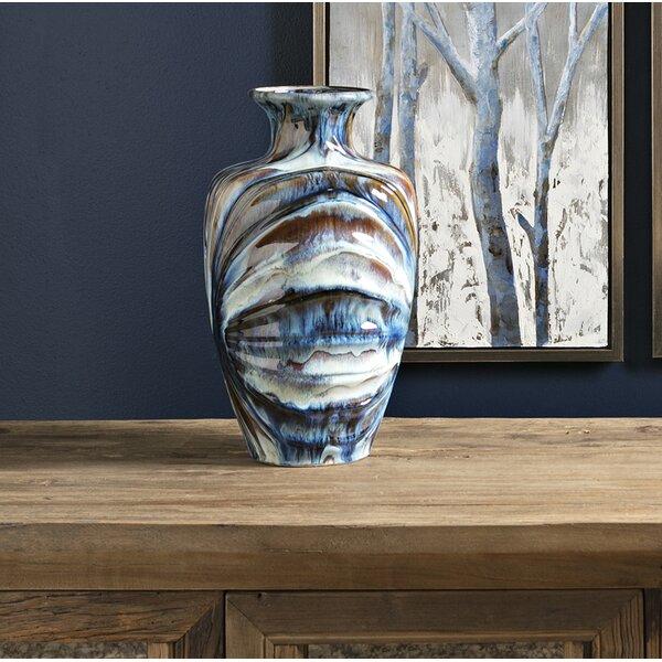 Bloomsbury Market Weeden Large Table Vase Reviews Wayfair