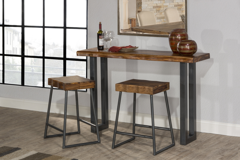 Peachy Linde 3 Piece Console Table Set Pabps2019 Chair Design Images Pabps2019Com