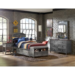 Metal Kids\' Bedroom Sets You\'ll Love | Wayfair