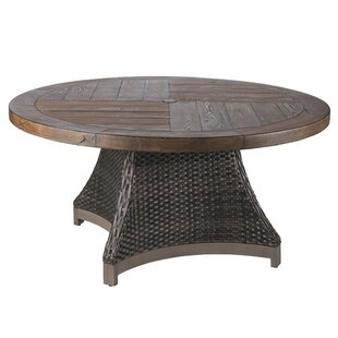 Eibhlin Metal Dining Table by Bayou Breeze