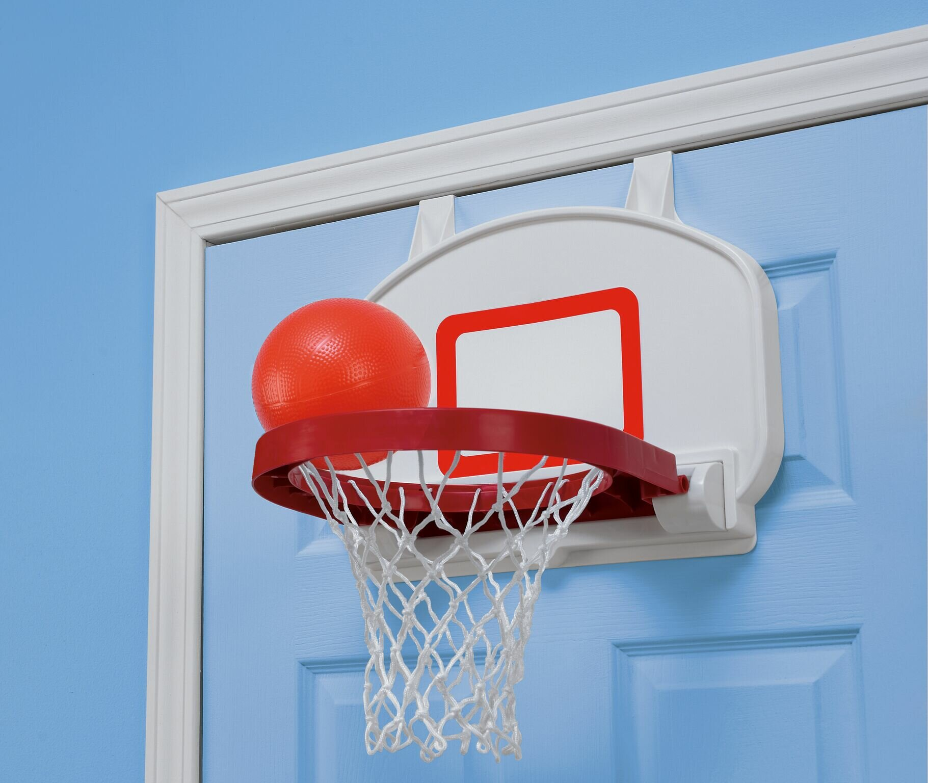 American Plastic Toys 20 5 Mini Basketball Hoop Ball Included Reviews Wayfair
