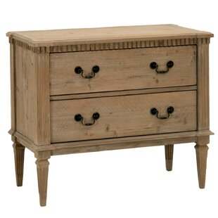 Otavio 2 Drawer Accent Chest