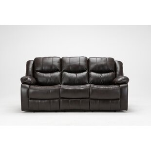 Shop Madison Recliner Reclining Sofa by Noble House