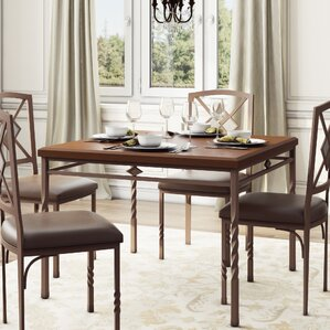 Arenzano Dining Table by Astoria Grand