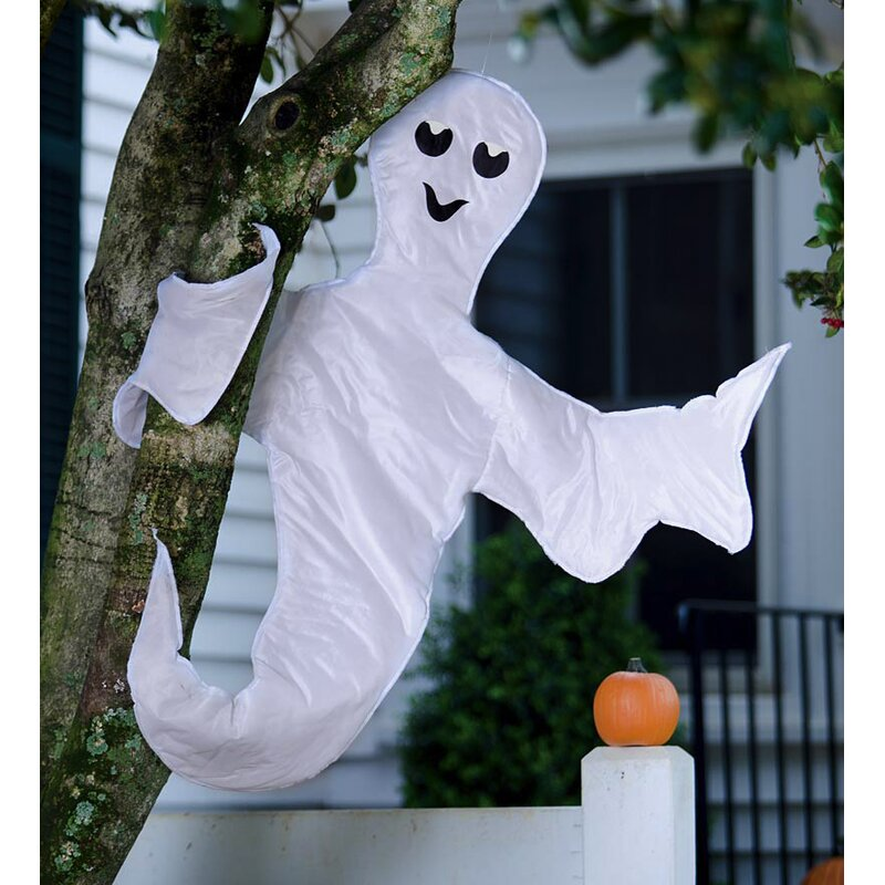 Peek a Boo Ghost Halloween Decoration