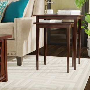 Steinman 2 Piece Nesting Tables
