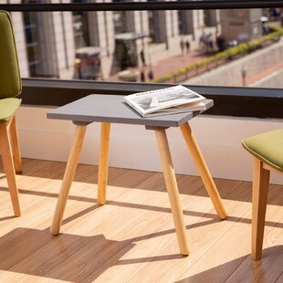 Best Price Brecht End Table by George Oliver