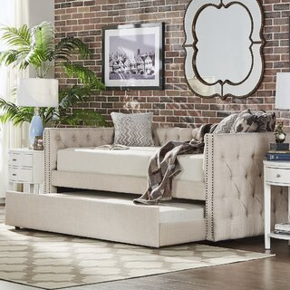 Albina Daybed with Trundle by Birch Lane๏ฟฝ Heritage SKU:ED488268 Order