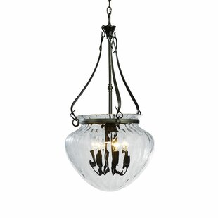 Acharn 7-Light Urn Pendant by Hubbardton Forge