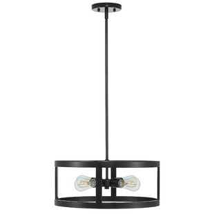 Plascencia 4-Light Semi Flush ..