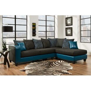 Borrero Sectional by Everly Quinn Best #1