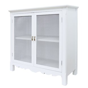 Hampton 2 Door Accent Cabinet by Rosecliff Heights