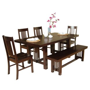 Sequoyah Extendable Dining Table