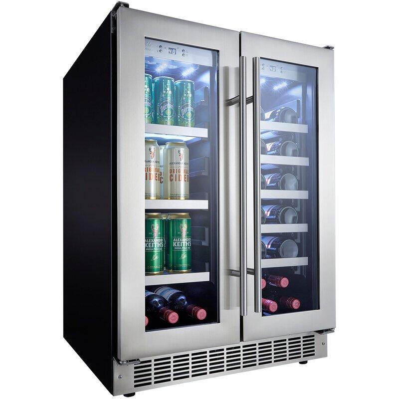 Danby Silhouette 23.8-inch 4.7 cu. ft. Undercounter Beverage Center