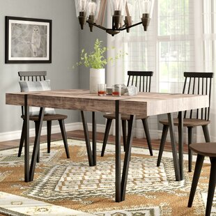 Alyssa Dining Table by Union Rustic