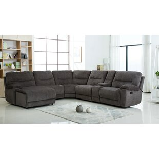 Reviews Hai Reclining Sectional by Latitude Run Reviews (2019) & Buyer's Guide