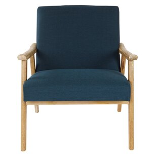 Kayla Lounge Chair by Modern Rustic Interiors